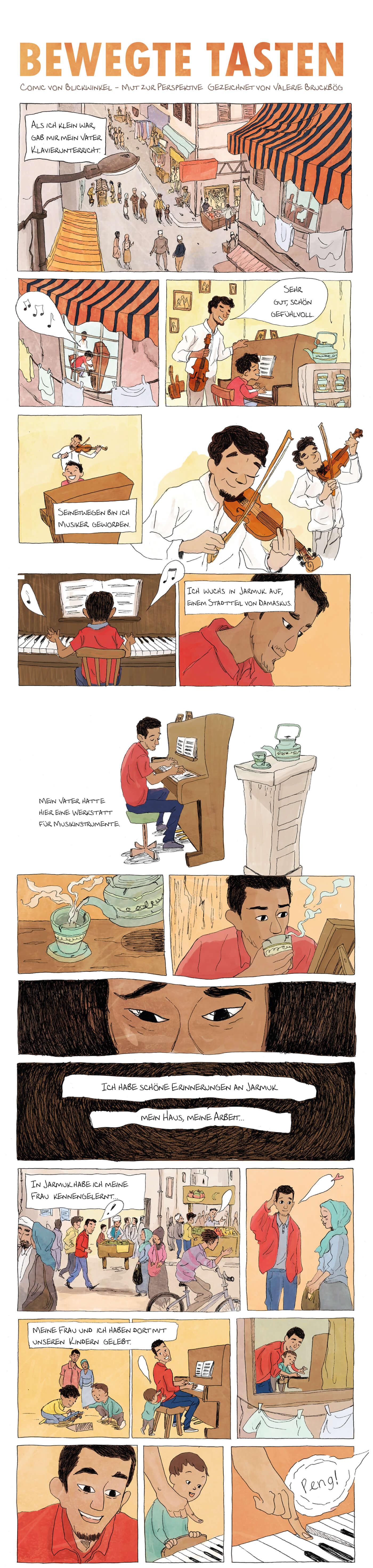 blickwinkel comics schaffen mut zur perspektivevalerie bruckboeg art