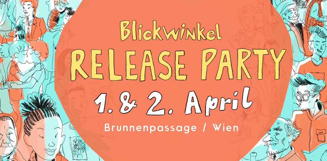 Comics Initiative Österreich Wien Book Release