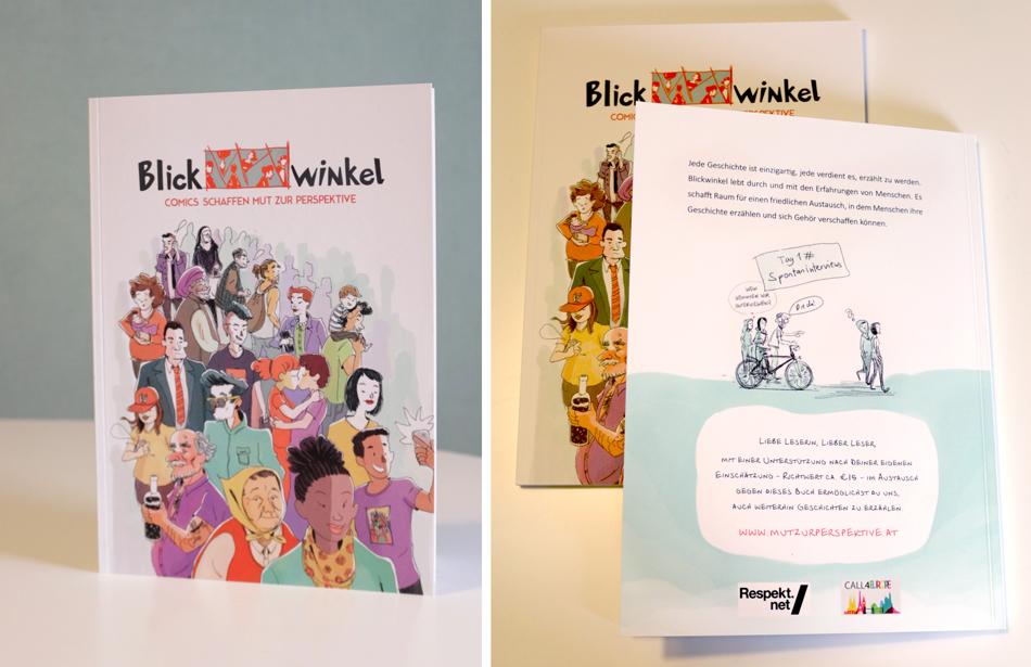 Comics gezeichnet von Valerie Bruckbög, Übungsblätter gestaltet von der Pädagogin Anna Achleitner